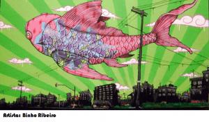 De vandalismo à arte: a ambivalência do grafite
