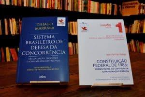 Lançamento dos livros de Irene Nohara e Thiago Marrara