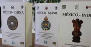 Seminário Internacional México-Brasil: Lançamento da obra Culturas y Systemas Juridicos Comparados no Instituto de Investigaciones Jurídicas da UNAM