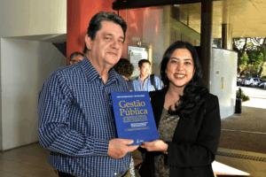 Lançamento da Obra Gestão Pública na Escola de Contas – Amaru e Nohara